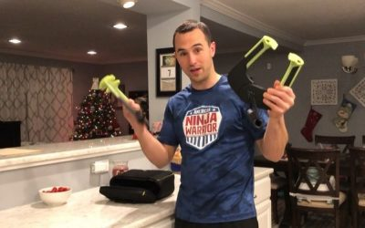 Duonamic Eleviia reviewed by American Ninja Warrior Joe Moravsky